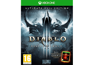 Xbox One - Diablo III: Reaper of Souls - Ultimate Evil Edition /D