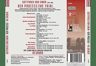 ORF Vienna Radio Symphony Orchestra - Der Prozess  - (CD)
