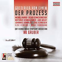 ORF Vienna Radio Symphony Orchestra - Der Prozess [CD]