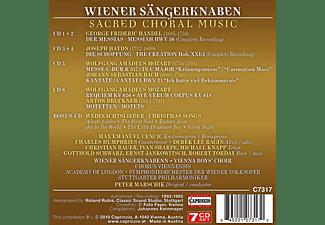 Wiener Sängerknaben, Symphonieorchester Der Wiener Volksoper, Stuttgarter Philharmoniker - Sacred Choral Music  - (CD)