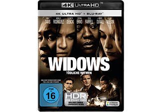 Widows - Tödliche Witwen [4K Ultra HD Blu-ray + Blu-ray]