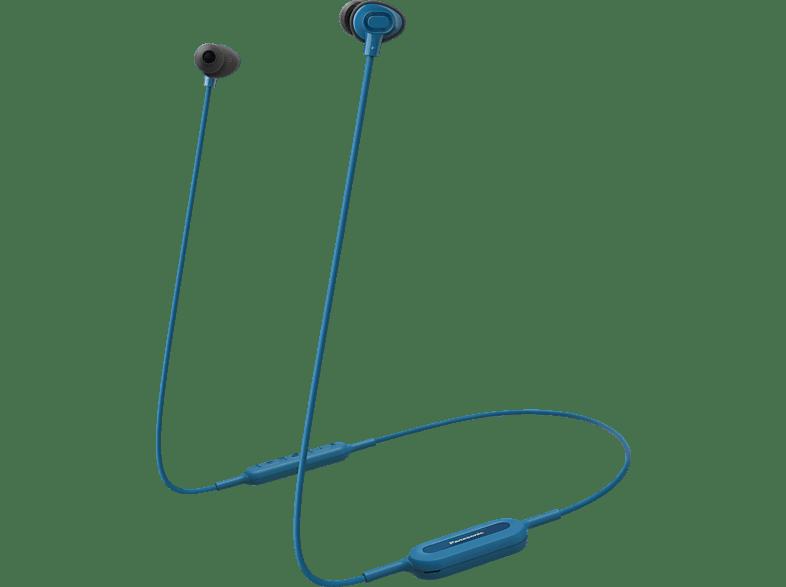 PANASONIC RP-NJ310B, In-ear Kopfhörer Bluetooth Blau