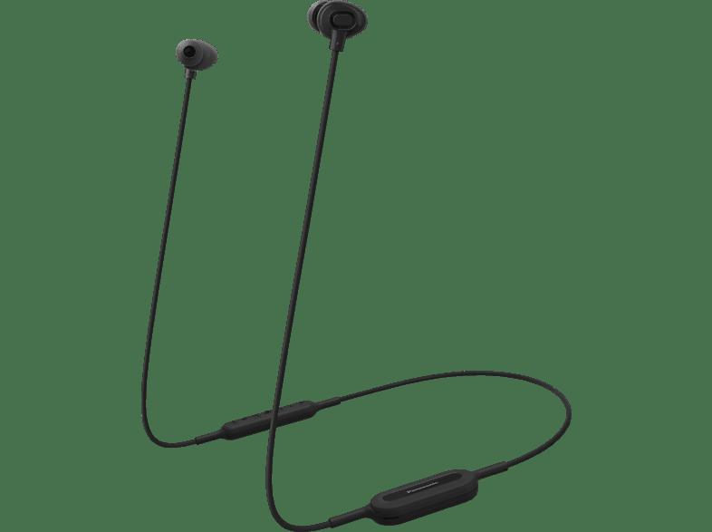 PANASONIC RP-NJ310B, In-ear Kopfhörer Bluetooth Schwarz
