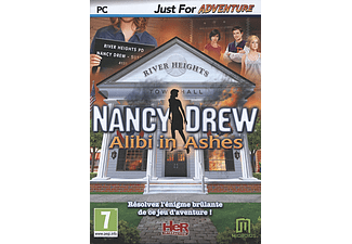 PC - Nancy Drew : Alibi in Ashes /F