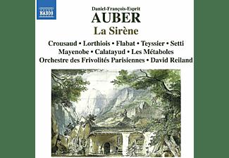 Orchestre des Frivolités Parisiennes, VARIOUS - La Sirène  - (CD)