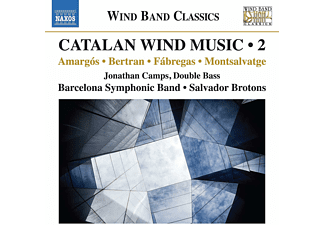 Jonathan Camps, Barcelona Symphonic Band - Catalan Wind Music (Vol.2) - (CD)