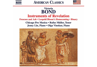 Chicago Pro Musica, Jenny Lin, Olga Vinokur, Rufus Mueller - Instruments Of Revelation - (CD)