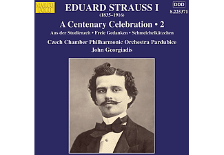 Czech Chamber Philharmonic Orchestra Pardubice - A Centenary Celebration (Vol.2)  - (CD)