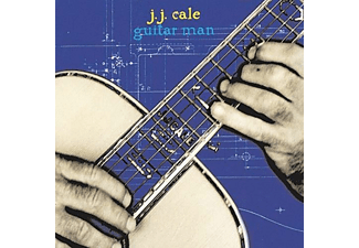 J.J. Cale - GUITAR MAN (+CD) - (LP + Bonus-CD)