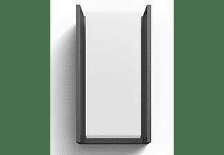 Aplique inteligente - Philips Hue Turac, LED, Exterior, Gris, Luz blanca cálida, Domótica