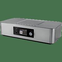 SOUNDMASTER ICD2020 Musikcenter digital Tuner, Silber