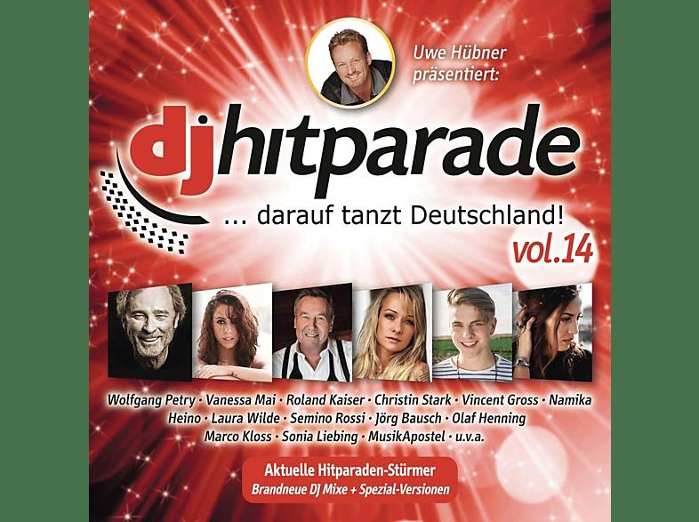 VARIOUS - DJ Hitparade Vol.14 [CD]