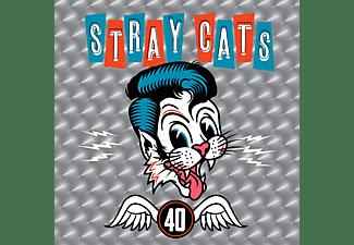 Stray Cats - 40  - (CD)