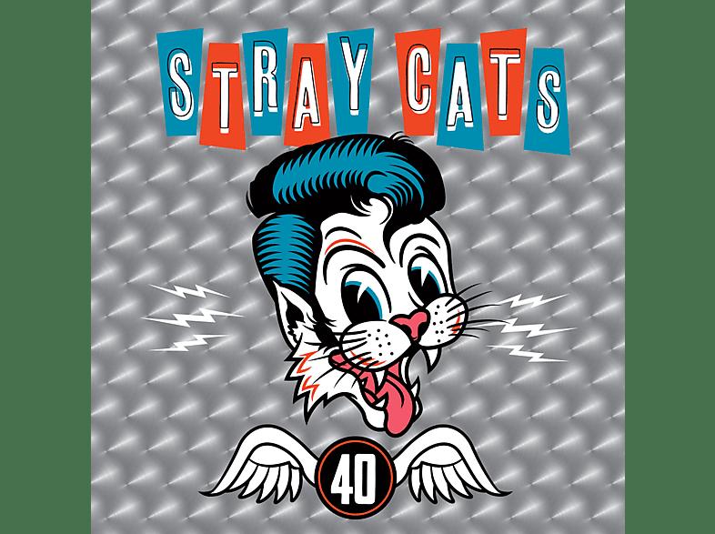 Stray Cats - 40 [CD]