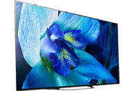 SONY KD-55AG8 OLED TV (Flat, 55 Zoll/139 cm, OLED 4K, SMART TV, Android TV)