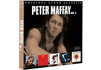 Peter Maffay - OAC Maffay  - (CD)