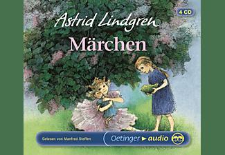 Astrid Lindgren - Märchen  - (CD)