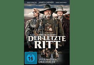 Wildes Land - Die Straßen von Laredo - Der letzte Ritt DVD