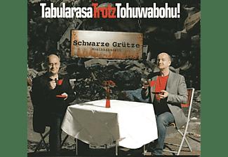 Musikkabarett Schwarze Grütze - TabularasaTrotzTohuwabohu!  - (CD)