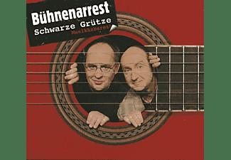 Musikkabarett Schwarze Grütze - Bühnenarrest  - (CD)