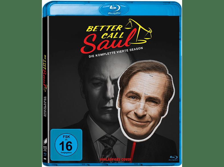 Better call Saul - Die komplette vierte Season [Blu-ray]