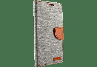AGM 27297 Fashion, Bookcover, Apple, iPhone XR, Grau/Braun