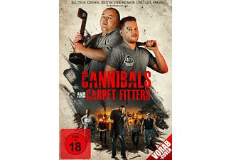 Cannibals And Carpet Fitters - (DVD)