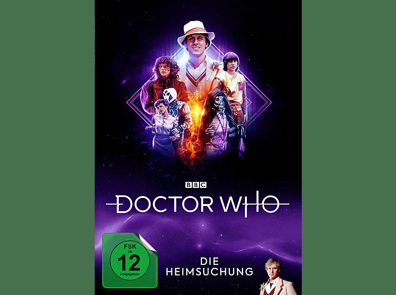Doctor Who - Fünfter Doktor - Die Heimsuchung [DVD]