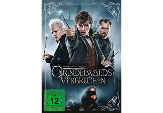 Phantastische Tierwesen Grindelwalds Verbrechen DVD