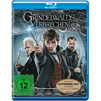 Phantastische Tierwesen Grindelwalds Verbrechen Kinofassung + Extended Cut [Blu-ray]
