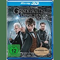 Phantastische Tierwesen Grindelwalds Verbrechen Kinofassung + Extended Cut [3D Blu-ray (+2D)]
