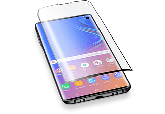 CELLULAR-LINE Samsung Galaxy S10 Screenprotector Curved Transparant