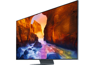 SAMSUNG GQ65Q90RGTXZG QLED TV (Flat, 65 Zoll / 163 cm, UHD 4K, SMART TV)