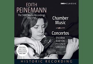 Edith Peinemann - Edith Peinemann: Kammermusik und Violinkonzerte  - (CD)