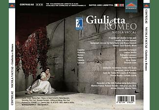 Raffaella Lupincacci, Orchestra Accademia, Teatro Alla Scala, Bonilla Leonor - Giulietta e Romeo  - (CD)