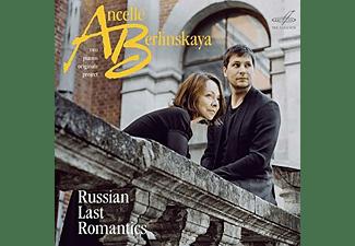 Arthur Ancelle, Lyudmila Berlinskaya - Russian Last Romantics  - (CD)