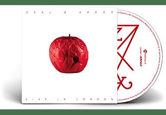 Zeal & Ardor - Live In London (Digipak)  - (CD)