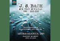 Johann Sebastian Bach, Extravagantia Duo - 6 Triosonaten,BWV 525-530 [CD]