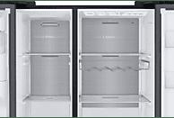 SAMSUNG RS6GN8671B1/EG  Side-by-Side (385 kWh/Jahr, A++, 1780 mm hoch, Schwarz)
