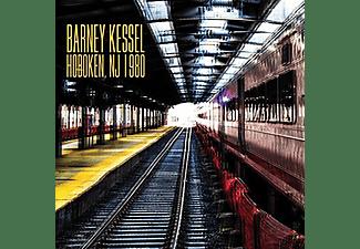 Barney Kessel - Hoboken,NJ 1980  - (CD)