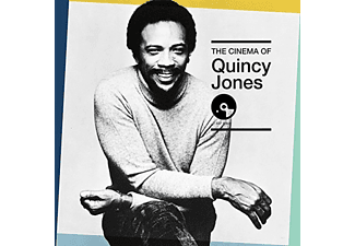 Quincy Jones - The Cinema Of Quincy Jones LP