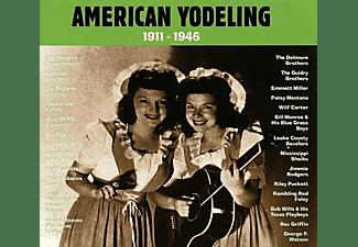 VARIOUS - TRIKONT AMERICAN YODELING 1911-1946 (+DLC)  - (LP + Download)