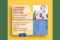 Prager Kammerorchester, Prager Kammerchor, Virtuosi Di Praga - Missa Solemnis/Stabat Mater [CD]
