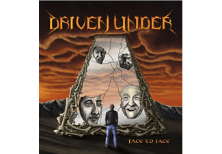Driven Under - Face to Face  - (CD)