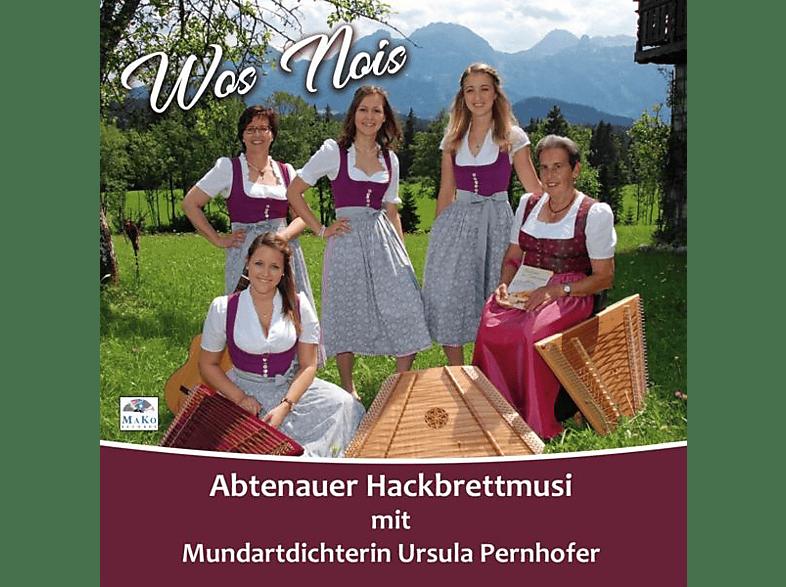 Abtenauer Hackbrettmusi, Ursula Pernhofer - Wos Nois [CD]
