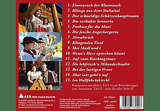 Tiroler Wirtshausmusi - Freibier für die Musi  - (CD)