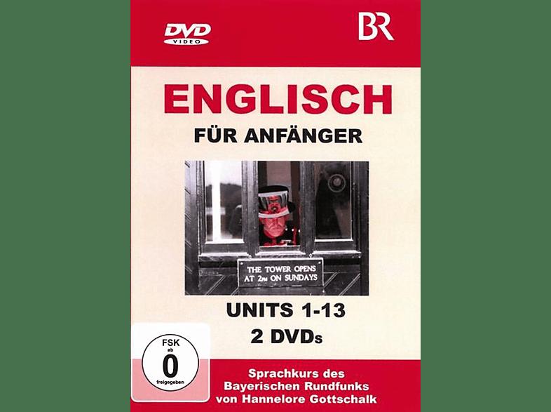 ENGLISCH FÜR ANFÄNGER 1 - UNITS 1-13 [DVD]