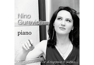Nino Gurevich - Piano  - (CD + Download)