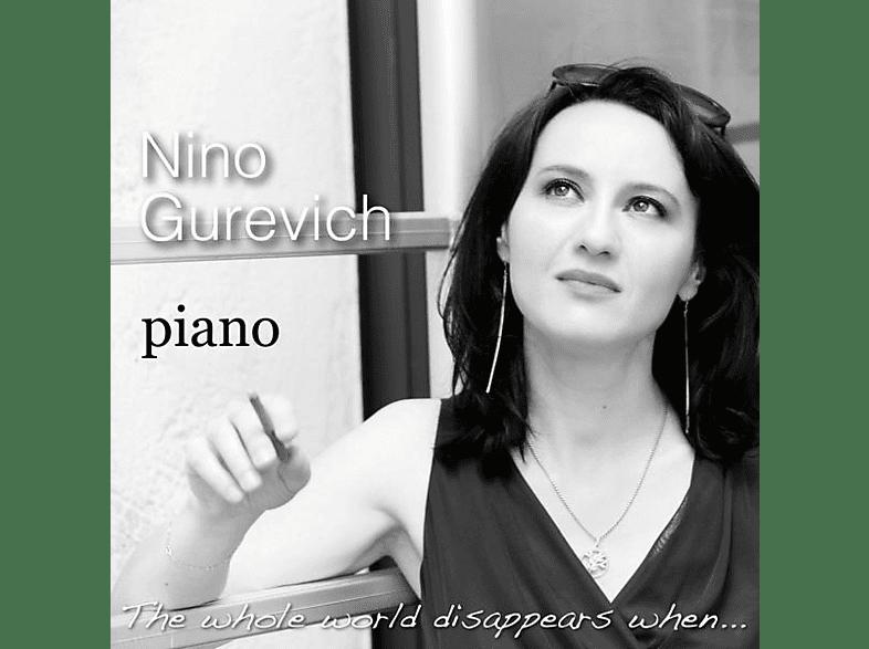 Nino Gurevich - Piano [CD + Download]