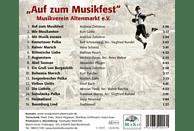 Musikverein Altenmarkt e.V., VARIOUS - Auf zum Musikfest [CD]